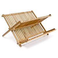 Abtropfgestell CROSS Bambus 42 cm breit