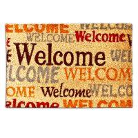 Fußmatte 'Welcome' Kokos 40×60 cm