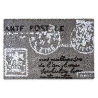 Fußmatte 'Brief' Kokos 40×60 cm