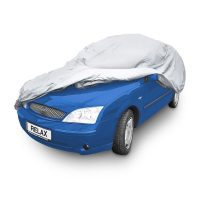 PREMIUM Autogarage robust Innenfutter – S – 406x165x119cm Schutzhülle