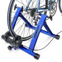 Fahrrad Rollentrainer mit 6 Gängen – Blau