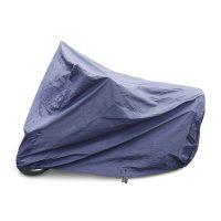 PREMIUM Motorradabdeckung Baumwolle XL – Schutzhülle