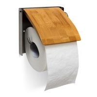 Toilettenpapierhalter Bambus