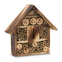 Insektenhotel gebrannt – B