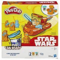 Play-doh: Play-Doh Star Wars Kleine Knetkrieger