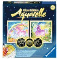 Ravensburger: Aquarelle Traumhafte Ein hörner