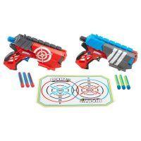 Boomco: Dual Defenders BOOMco mit 2 Farshot-Blastern