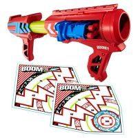 Boomco: BOOMco Mad Slammer mit 20 Pfeilen und 2 Ziel- scheiben