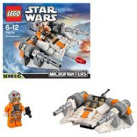 Lego Star Wars: Snowspeeder Lego Star Wars Microfighter