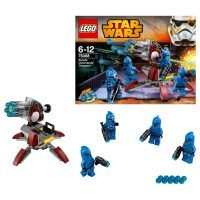 Lego Star Wars: Senate Commando Troopers Lego Star Wars