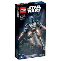 Lego Star Wars: Actionfigur Jango Fett Lego Star Wars