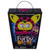 DELUXE Furby Boom Sunny (Italienische Version)