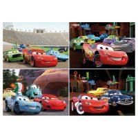 Jumbo: Puzzle Pixar Cars Superchar ged 35 Teile