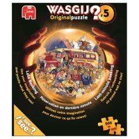 Jumbo Wasgij: Puzzle Wasgij Original Nr.5 Späte Buchung