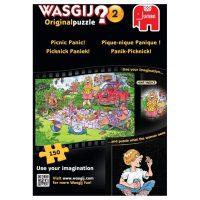 Jumbo Wasgij: Puzzle Wasgij Original Nr. 2 Panik-Piknik
