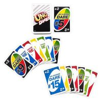 Mattel Games: UNO Dare (Action), f französische Version