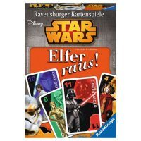 Ravensburger: Elfer raus! Star Wars