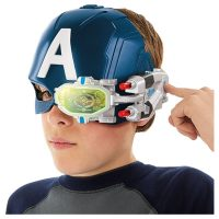 Avengers: Action-Helm Captain America elektronisch