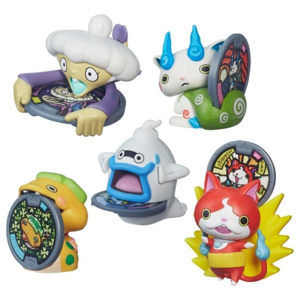 Yo kai watch yo kai watch sammelfigur mit medaille der shop for Chambre yo kai watch