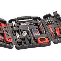 Werkzeugset-Universal im Koffer, 50-teilig