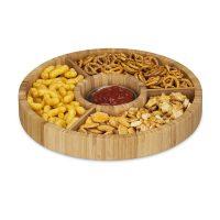 Snackteller Bambus Ø 30 cm
