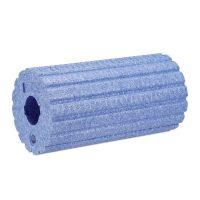 Massagerolle Rillen – Blau