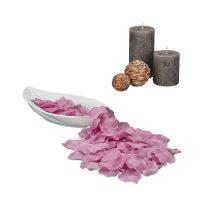 Rosenblätter künstlich 500er Pack – Bordeaux Massage