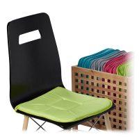 Stuhlkissen 4er Set – Grün